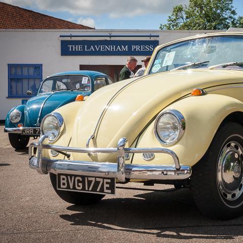 2008 Lavenham Vintage Volkswagen Show