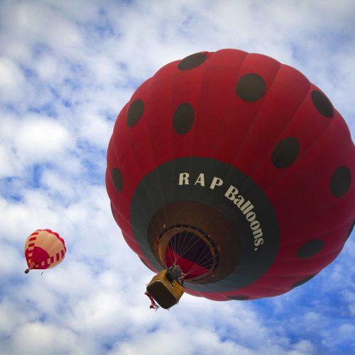 2011 Northampton Balloon Festival