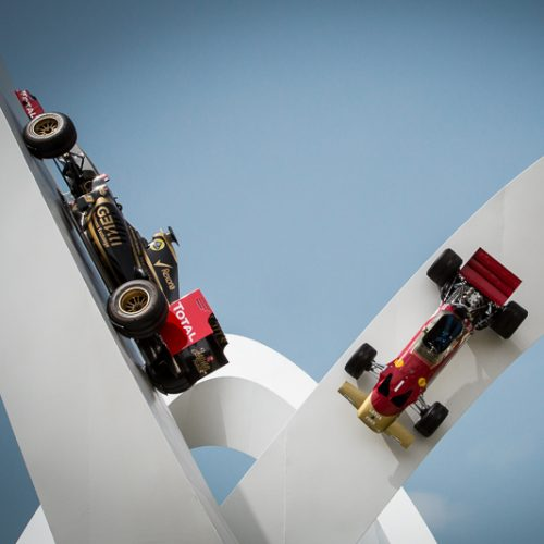 2012 Goodwood Moving Motor Show